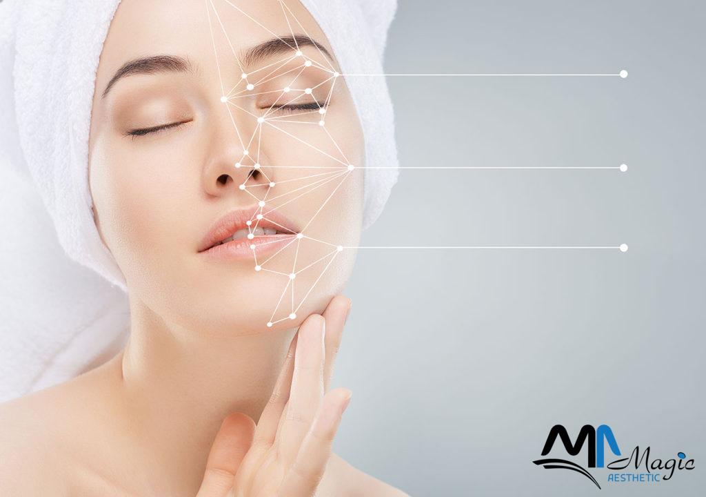 Le masque oxygéné pour la personne le prix dans les salons